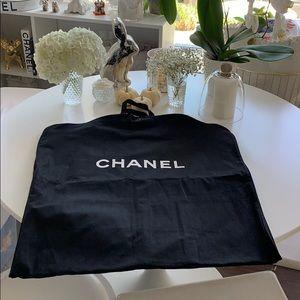 Chanel garment bag 💯 authentic